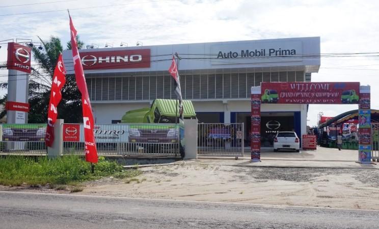 Diler 3s Hido di Pangkalan Bun, Kalimantan Tengah. - Istimewa