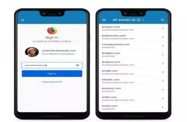 Firefox Lockbox: Penyimpan Kata Sandi di Ponsel dari Mozilla