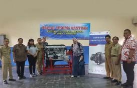 Astra UD Trucks Sumbang Mesin Quester Pada Siswa SMK