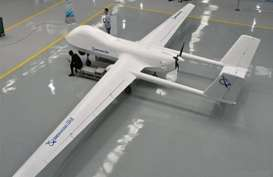 Garuda Akan Operasikan 100 Unit Pesawat Tak Berawak, Ini Tujuannya