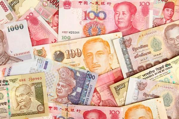 Mata uang Asia - Istimewa