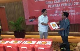 Selama Kampanye, Gerindra Habiskan Rp135 Miliar untuk Caleg