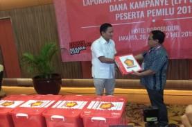 Selama Kampanye, Gerindra Habiskan Rp135 Miliar untuk…
