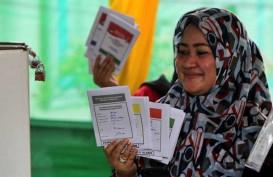 Real Count Pilpres 2019 : Kalah di Jawa Barat, Ini Raihan Sementara Suara Jokowi-Ma'ruf Amin