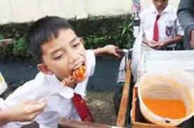 Pemkot Palembang Bakal Awasi Jajanan Kantin Sekolah
