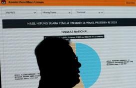 Real Count Pilpres 2019 : Sementara Jokowi Unggul Atas Prabowo, KPU Buka Potensi Koreksi Kesalahan