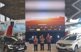 Pertama Kali, Merek Otomotif Luncurkan Produk di Hanggar Garuda Indonesia