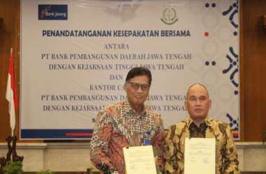 Bank Jateng Gandeng Kejati Tingkatkan Tata Kelola