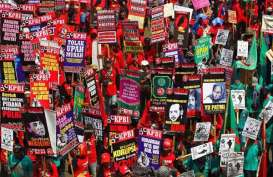 May Day: Dihadiri Prabowo, KSPI Tak Gelar Longmarch ke Istana Negara
