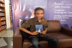 Penyair Joko Pinurbo Luncurkan Novel 'Srimenanti'