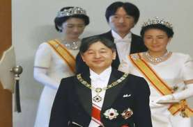 Kaisar Naruhito Naik Takhta, Presiden Jokowi Beri…