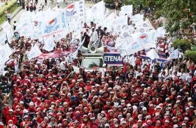 Polri: Pola Penyusup Berbaju Hitam di Hari Buruh Sama Seperti di Rusia
