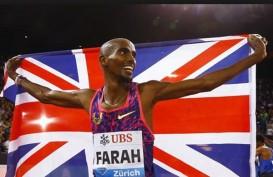 Mo Farah Menolak Lari Maraton di Kejuaraan Dunia