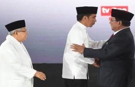 Hasil Akhir Hitung Cepat LSI Denny JA : Jokowi-Ma'ruf Amin Menang di 21 Provinsi