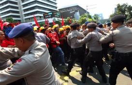 Sebagian Pelaku Aksi Vandalisme May Day Dipulangkan