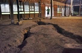 109 Rumah Rusak Akibat Bencana Pergeseran Tanah di  Sukabumi