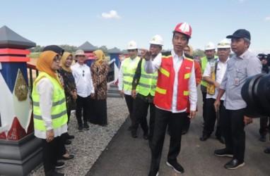 Diresmikan Presiden Jokowi, Waduk Gondang Siap Airi Sawah Karanganyar dan Sragen