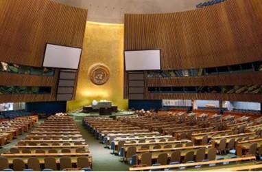 Indonesia Bawa Isu Palestina dalam Diskusi Dewan Keamanan PBB