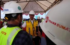 Mudik 2019: Contra Flow Tol Trans Sumatra Disiapkan