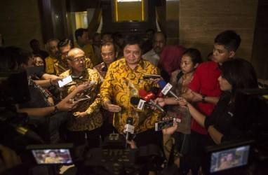 Pemilu Legislatif 2019 : Airlangga Akui Suara Golkar Turun, Kilau Kuning di Sulawesi Memudar