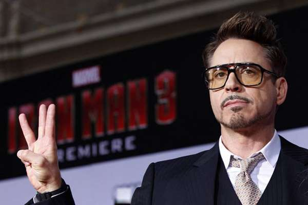 Robert Downey Jr. - Reuters