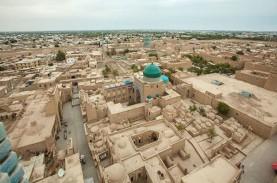 RI Negara Pertama Peroleh Bebas Visa dari Uzbekistan,…