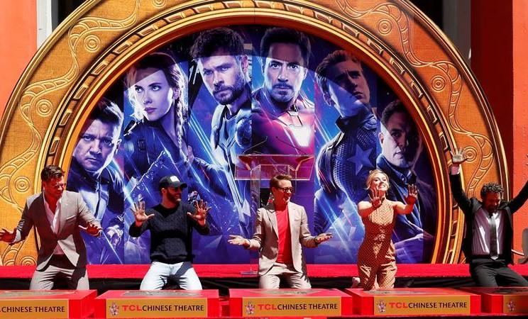 Raup Us 1 66 Miliar Avengers Endgame Geser Captain Marvel Di Box Office 2019 Lifestyle Bisnis Com