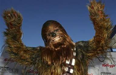 5 Terpopuler Lifestyle, Aktor Pemeran Chewbacca di Star Wars Meninggal Dunia dan Avengers End Games Geser Captain Marvel di Box Office