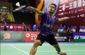 New Zealand Open 2019 : Antony Ginting Kalah dari Lin Dan, Ini Pemain Indonesia yang Lolos  Semifinal
