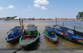 WISATA AIR : Mengitari Keindahan Sungai Musi dengan Ketek