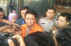Keluar dari Gedung KPK, Romahurmuziy Beri Selamat ke KPU Sukses Gelar Pemilu