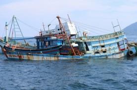 Video Menteri Susi Menargetkan 90 Kapal Ditenggelamkan…