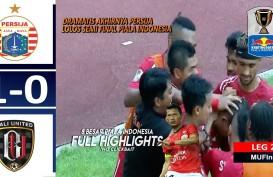 Piala Indonesia: Persija vs Bali United Skor 1-0, Persija ke Semifinal Jumpa Borneo FC. Ini Videonya