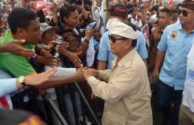 Situng KPU : Prabowo Kalah Telak di Semua Wilayah Bali