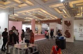 Seniman Bisa Bangun Jejaring di Art Moments Jakarta 2019