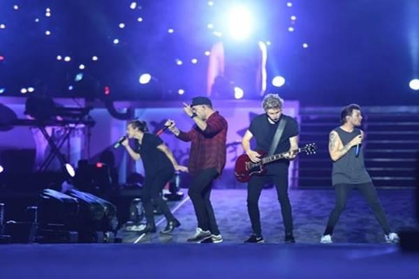 One Direction - Antara
