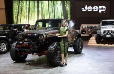 IIMS 2019 : Hascar Group Jual 72 Unit Jeep Wrangler, Compass