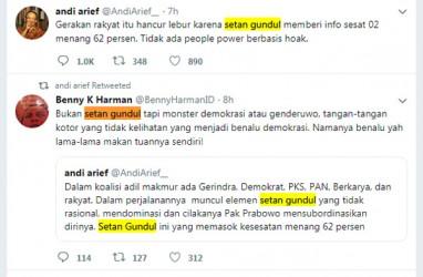 Gara-Gara Setan Gundul, Hidayat Nur Wahid dan Jansen Sitindaon saling Tuding