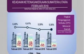 Pengangguran diSumut Terkonsentrasi di Perkotaan