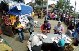 Pemkot Bandar Lampung Gelar Operasi Pasar