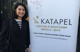 Penulis Buku Marchella FP Berbagi Tips Bisnis Industri Kreatif