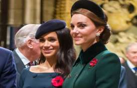 Meghan Markle Lahirkan Bayi Laki-Laki Pewaris Tahta Kerajaan Inggris