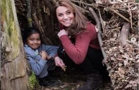 Kate Middleton Ingin Punya Bayi Lagi
