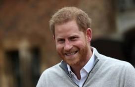 Ekspresi Pangeran Harry saat Umumkan Kelahiran Putranya