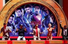 TIX ID Jual 2,5 Juta Tiket Avengers Endgame Secara Online