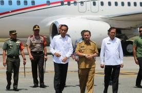Setelah Lihat Lokasi Ibu Kota Baru, Jokowi Tinjau…