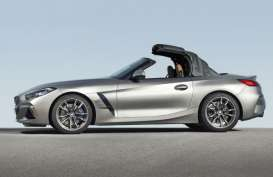 Pasar Sedan Lesu, Model Coupe All New BMW Z4 Ludes Terjual