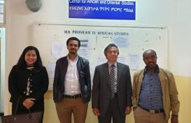 Pusat Studi Asia, Universitas Addis Ababa Cari Partner Kerja Sama Dengan Indonesia