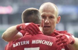 Robbery Pergi, Tapi Ribery Janji Balik ke Munchen