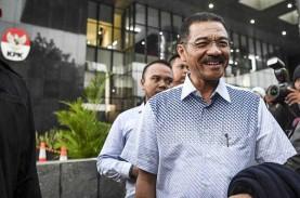 Datang ke KPK, Mantan Mendagri Gamawan Fauzi Bersaksi…